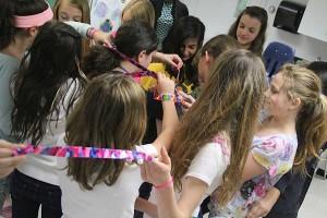 Girls in the Lead 2014, Wheeler School